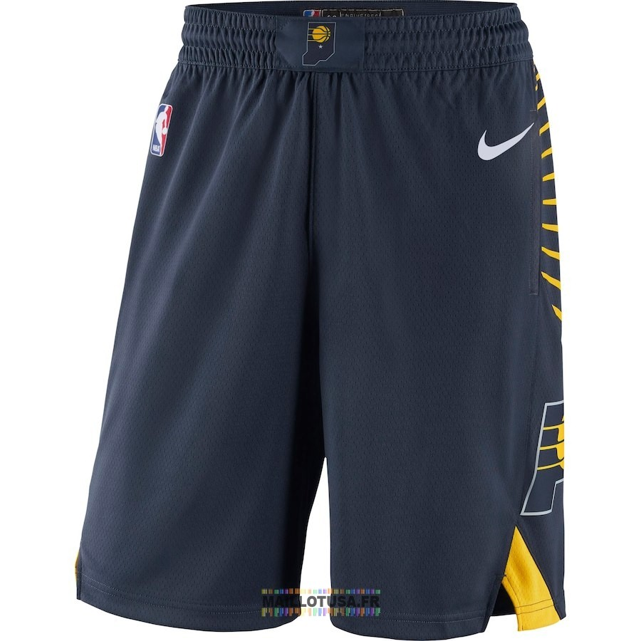 Short Basket Indiana Pacers Nike Marine Icon 2018-19