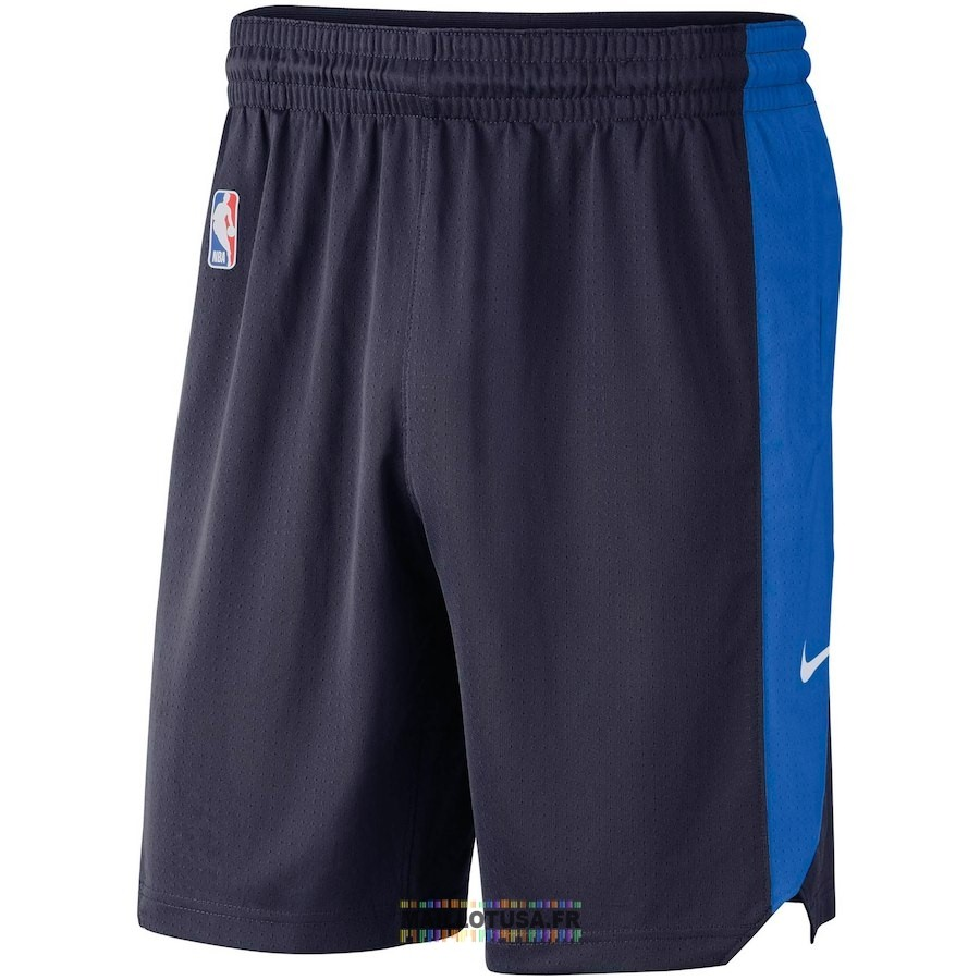 Short Basket Oklahoma City Thunder Nike Marine 2018