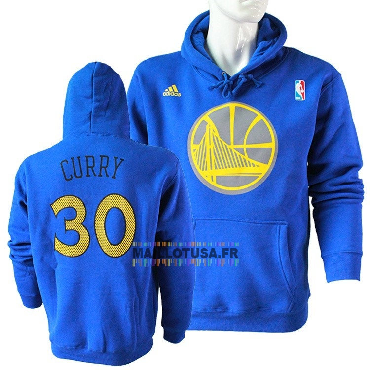 ded090557c234 Maillot NBA Pas Cher - Hoodies NBA 2016 Golden State Warriors NO.30 Stephen  Curry