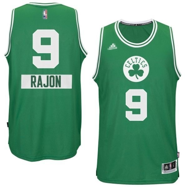 Maillot NBA Pas Cher - Maillot NBA Boston Celtics 2014 Noël NO.0 Damian Noir