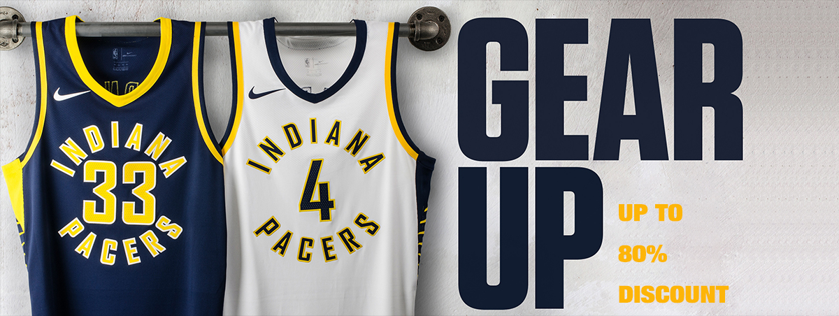 Maillot NBA Nike INDIANA PACERS